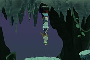 We jump high
