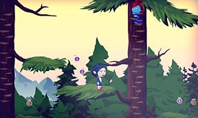 Rei in a tree!