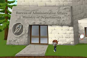 Gonna miss silly bureaucracy...