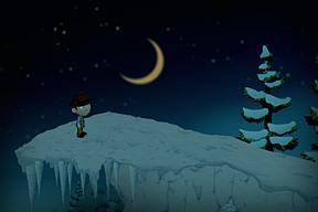 I like the moon.