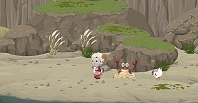 kuzu with crab in venkate kate