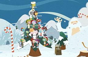 Merry Glitchmas!