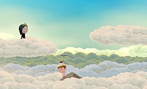 Cloudy!