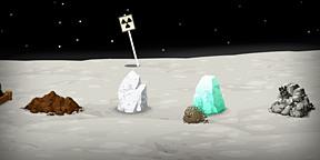 Whoooooosh! Space dust bunnies.