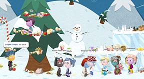 snowy last party