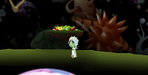 Nice place to put my end-of-world fruit shrine.