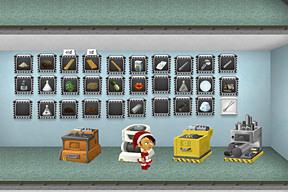 Machine Shop and Workshop