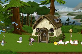My house. :(