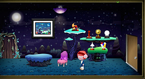 My Uralia themed house