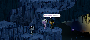 1my glitch BFF Purple_goldfish
