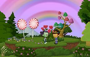 DOUBLE RAINBOW party