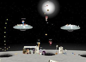 Last Party On Toxic Moon :(