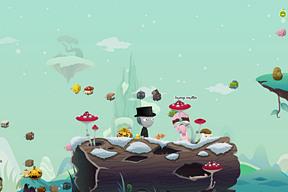 Mushroom nap.