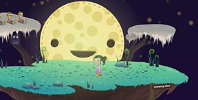 Cute moon !!!!!!!!